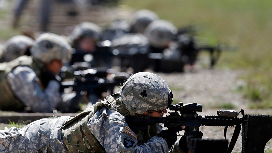 GOP backs Defense Authorization Act that requires women to register for draft