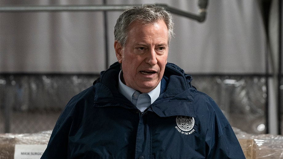 Pastors object to NYC mayor's threat to shut down churches