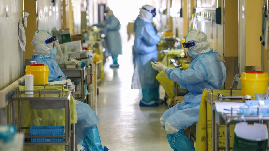 China reports no new coronavirus deaths since outbreak began