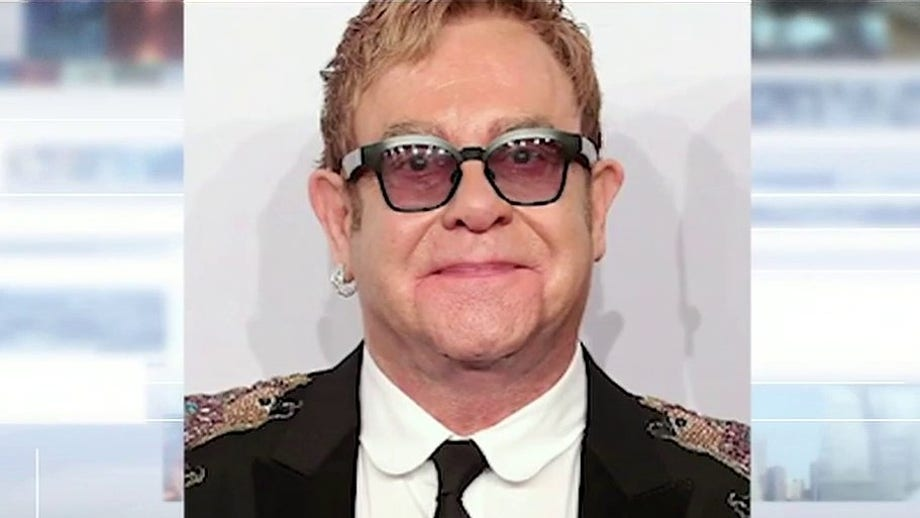 Elton John vows to support AIDS patients amid pandemic