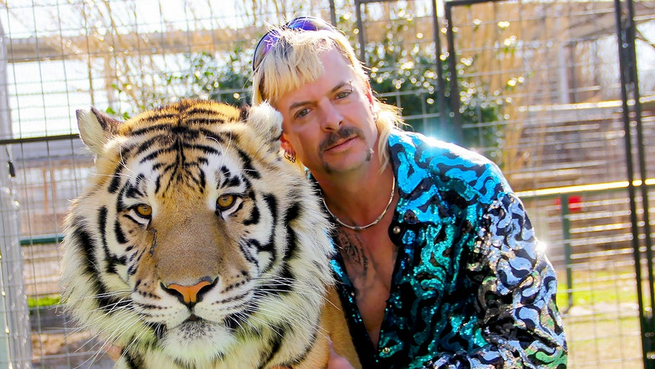 'Tiger King' star Joe Exotic reveals which Hollywood actors he wants to portray him