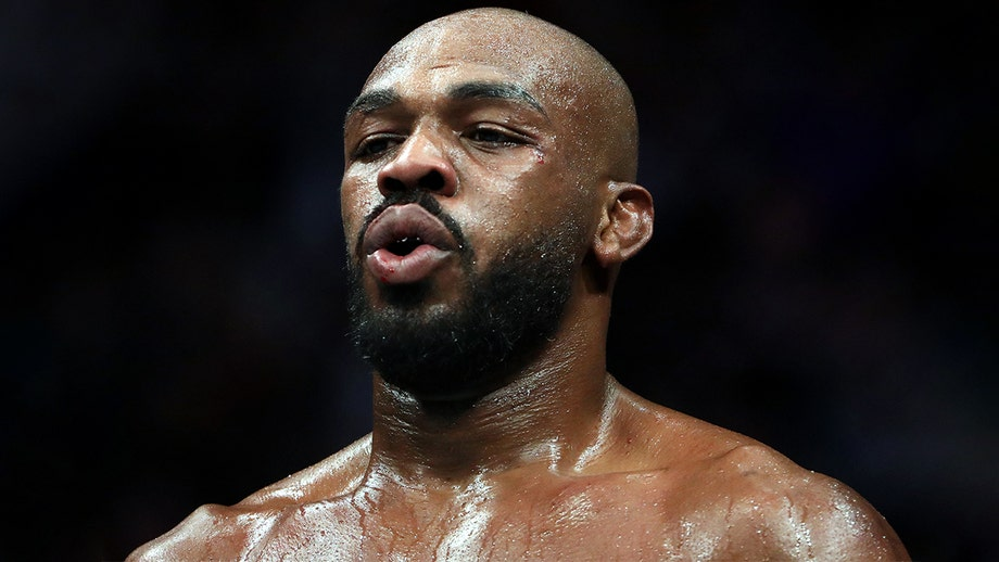 UFC star Jon Jones admits this will be his 'first year voting'