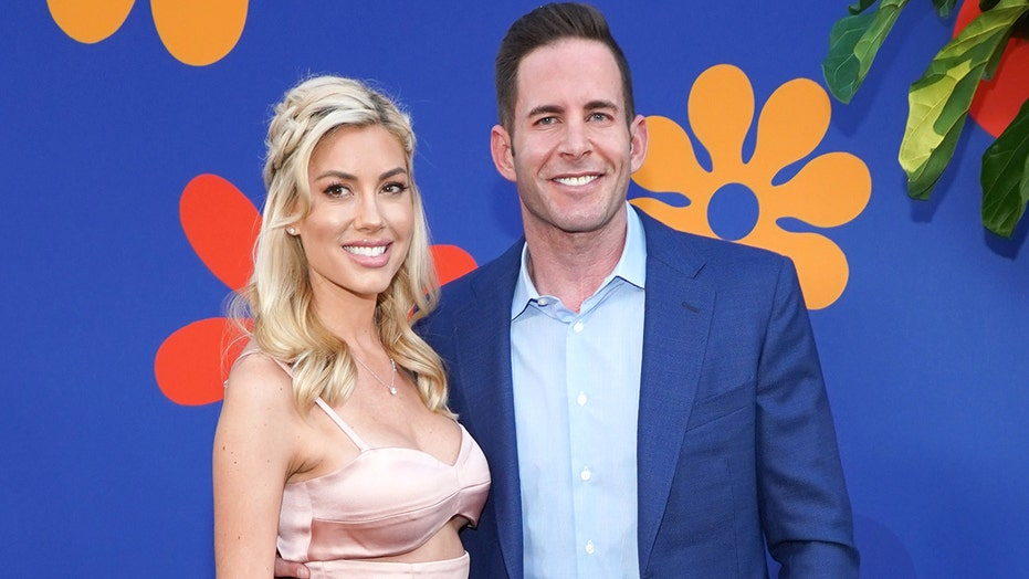 Tarek El Moussa slams fiancee Heather Rae Young's 'Selling Sunset' co-star Christine Quinn for her 'big mouth'