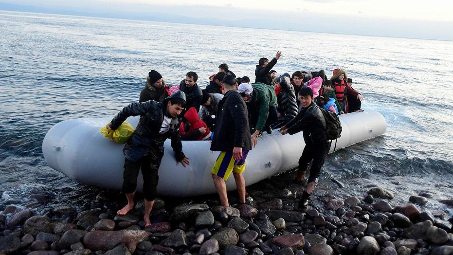 Image result for erdogan migrants