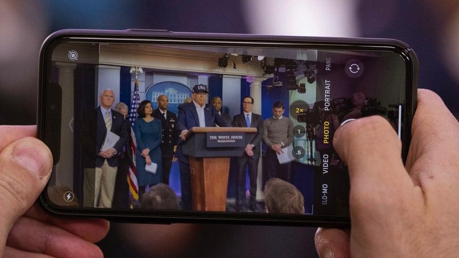 Trump declares National Day of Prayer amid coronavirus pandemic