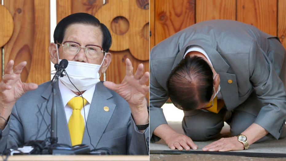 South Korean sect leader acquitted of violating coronavirus rules after outbreak