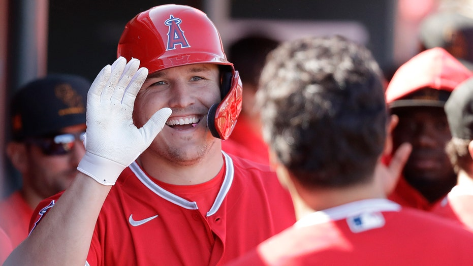 Angels' Mike Trout confirms he'll play this year with baby on way | Fox News