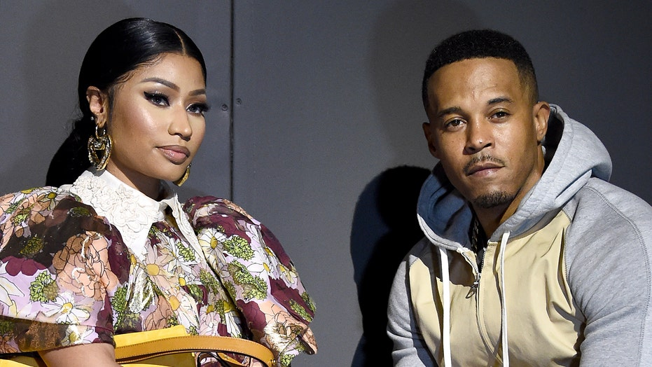 Nicki Minaj's husband, Kenneth Petty, arrested for failing to ...
