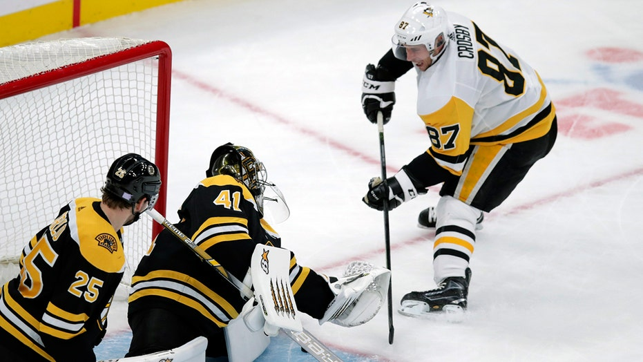 Pens' star Crosby: Still no timetable for return from injury