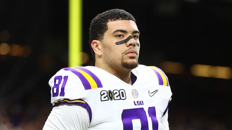 Thaddeus Moss: 5 things to know about the 2020 NFL Draft ...