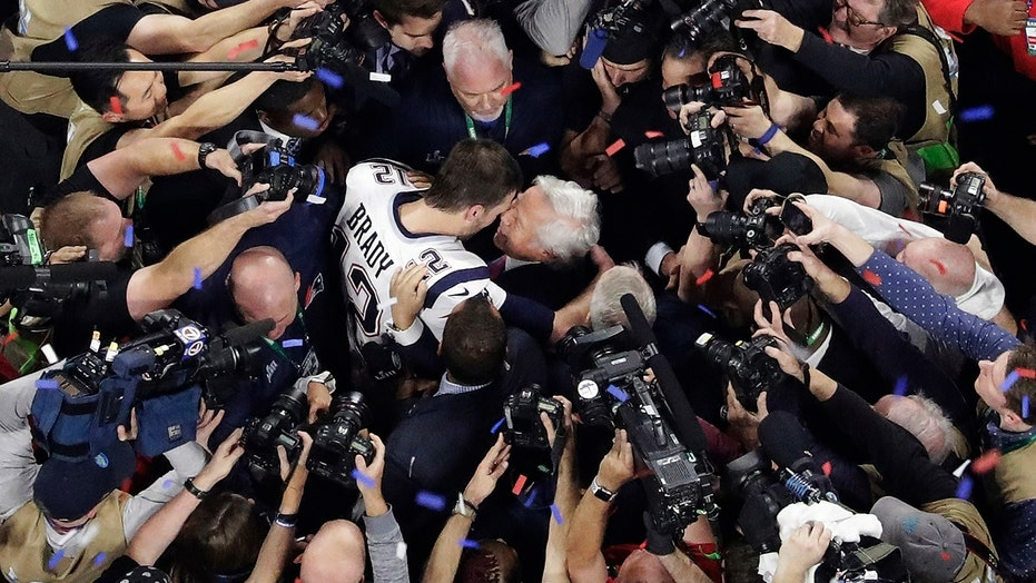 Patriots owner Robert Kraft on Tom Brady reunion: 'He did so much for us'
