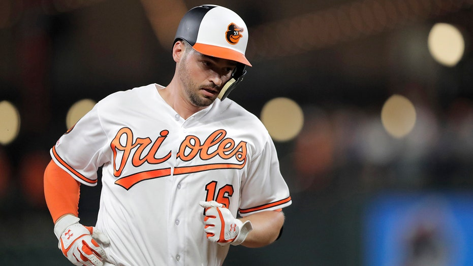 Orioles' Trey Mancini has sights set on 2021 season after fight with colon cancer