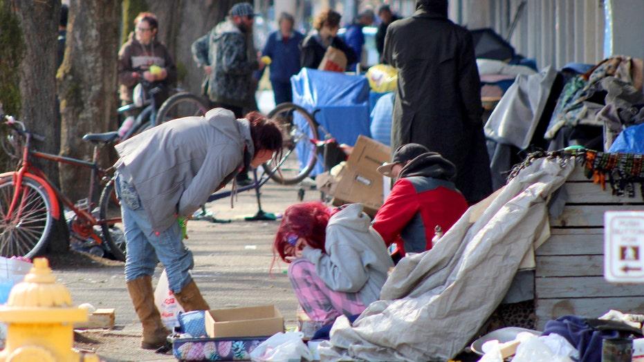 Seattle radio show host says Washington's homeless crisis could worsen state's coronavirus outbreak