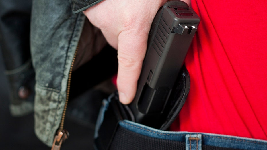 Ohio governor signs gun bill expanding 'stand your ground' rights by eliminating person's duty to retreat