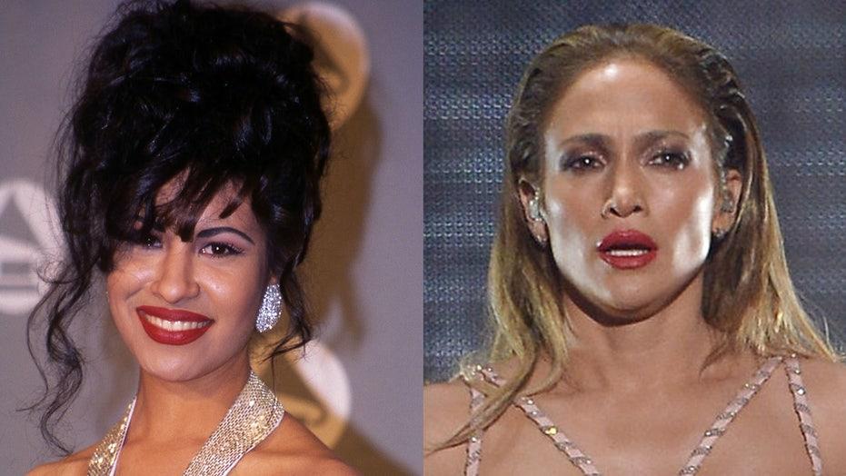 Jennifer Lopez Pays Tribute To Selena On Biopics 23rd