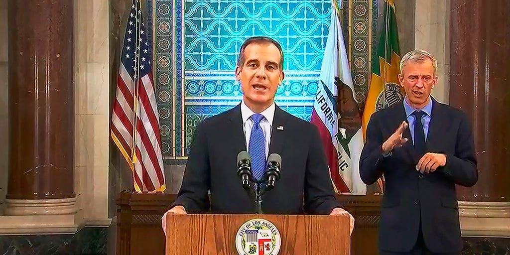 Los Angeles to cut off water, power to properties hosting large gatherings