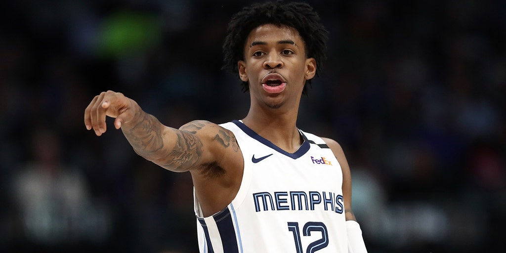 Grizzlies' Ja Morant has giraffe named after him at Memphis Zoo