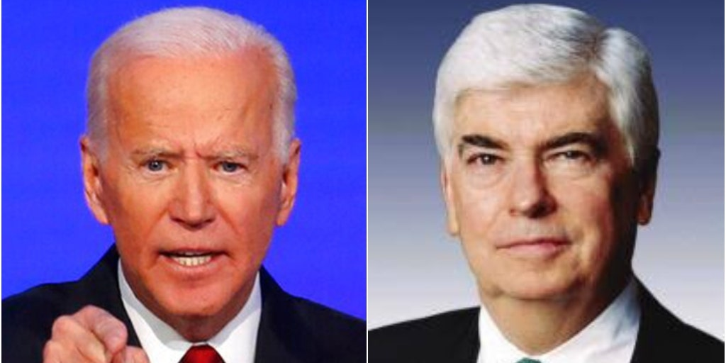 Biden's VP selection panel to include Chris Dodd, ex-senator ...