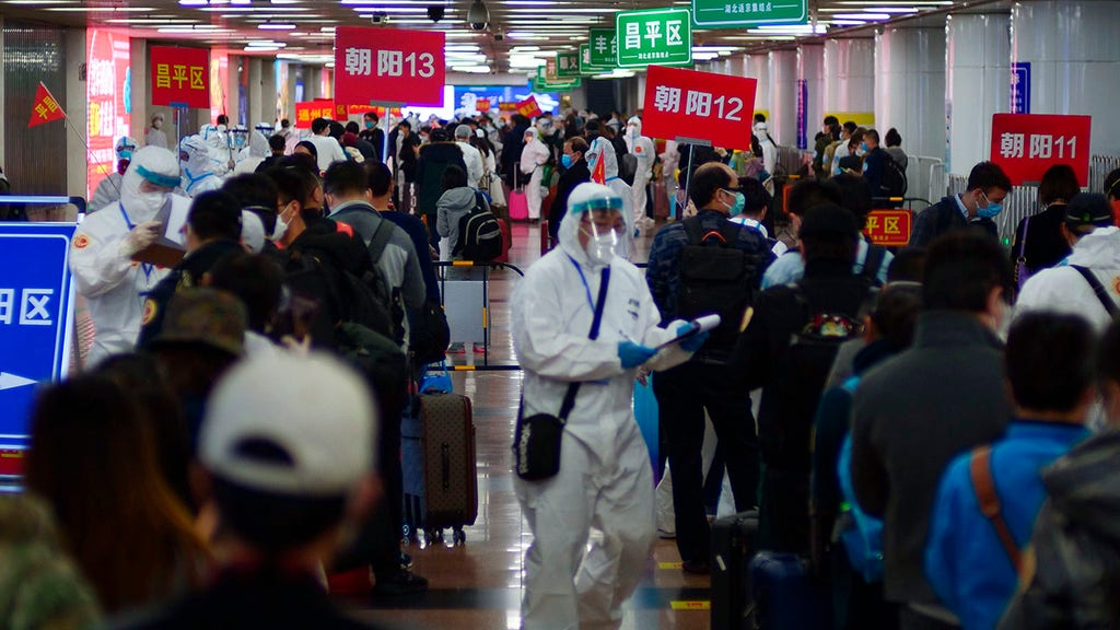 Chinese coronavirus epicenter dramatically adjusts death toll