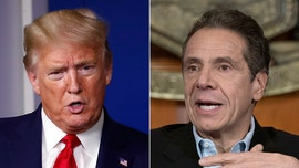 Andrew Cuomo knocks Trump's church visit: 'Here in New York, we actually read the Bible'