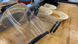 NASCAR 3D-printing face shields for coronavirus response as racing world contributes
