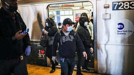 Coronavirus sparks fear in New York City subway riders struggling to keep apart: 'Everybody is very scared'