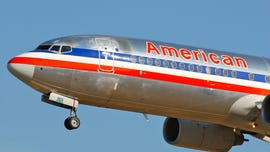 American Airlines' busiest flight from NYC on Sunday only had 27 passengers amid coronavirus outbreak