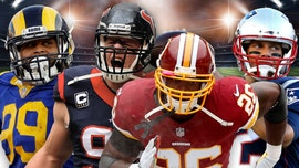 Tom Brady, J.J. Watt, Aaron Donald, Adrian Peterson headline NFL 2010s All-Decade Team