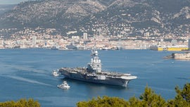 French aircraft carrier returns to port amid possible coronavirus outbreak; countrywide deaths surpass 10,000