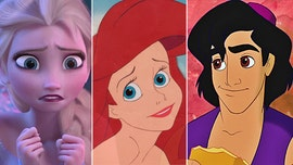 Actor plays iconic Disney characters in quarantine, gives songs coronavirus update