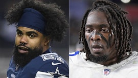 Cowboys stars Ezekiel Elliott, DeMarcus Lawrence giving back to community amid coronavirus pandemic