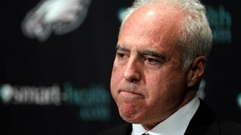 Philadelphia Eagles owner Jeffrey Lurie donates $1M to fight coronavirus