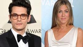 Jennifer Aniston leaves comment on ex John Mayer's Instagram Live
