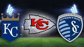 Chiefs, Royals, Sporting KC join together to 'Light It Blue' for Kansas City amid coronavirus pandemic