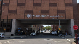 New York City hospital worker who caught coronavirus returns to treat patients