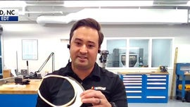 NASCAR helps make masks and face shields using 3D printers