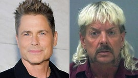 Rob Lowe teases 'Tiger King' look, says he's working on own adaptation with Ryan Murphy