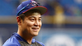 Texas Rangers' Shin-Soo Choo steps up to plate during coronavirus pandemic