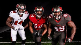 Tampa Bay Buccaneers unveil new uniforms reminiscent of franchise's 'most successful era'