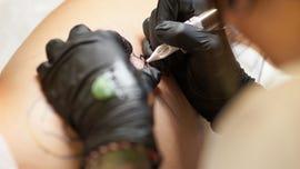 Michigan grandma, 103, gets first tattoo to cross it off bucket list