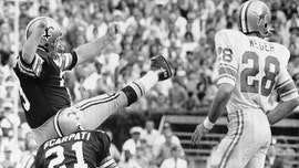Saints great Tom Dempsey 'doing well' after testing positive for coronavirus, daughter says