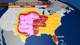 Tornado count in May the lowest in decades after busy and deadly April