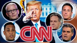 CNN's 'straight news' anchors using coronavirus to 'flaunt their utter disdain' for Trump, critics say