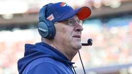 Broncos coach Vic Fangio: 'If society reflected an NFL team, we'd all be great'