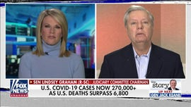 Graham wants Trump to demand Xi 'crack down' on Chinese wet markets: 'Stop eating bats'