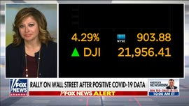 Maria Bartiromo says market rally driven by 'glimmer of hope' about coronavirus pandemic