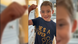 Tennessee 6-year-old with cystic fibrosis beats coronavirus: 'Thank you God,' mom says