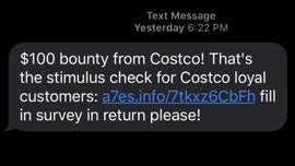 Coronavirus scams include Costco 'stimulus check' ploy, FBI warns