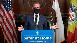Los Angeles may curb travel outside neighborhoods if coronavirus cases soar, mayor says