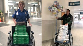 Coronavirus relief: Wisconsin TSA officers buy lunch for airport workers whose hours were cut during pandemic